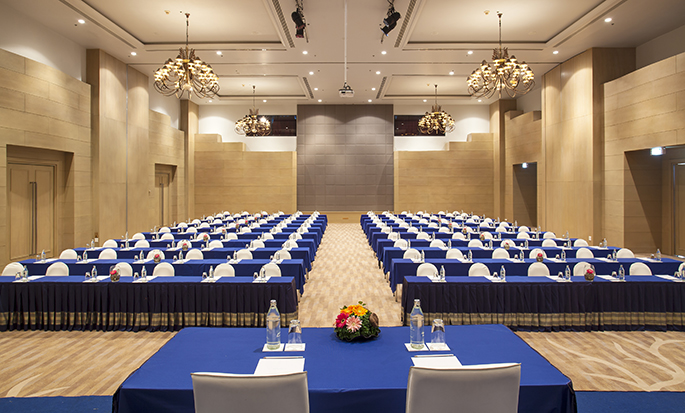 Hilton Hua Hin Resort & Spa, Thailand – Ballsaal