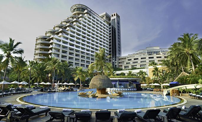 โรงแรม Hilton Hua Hin Resort & Spa ประเทศไทย - ภายนอกโรงแรม