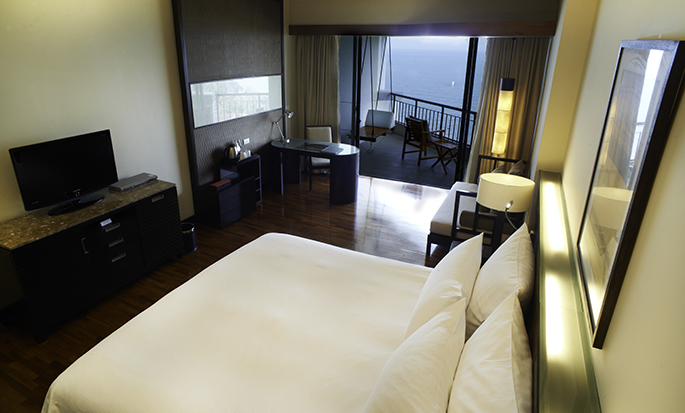 Hilton Hua Hin Resort & Spa, Thailand – Executive Zimmer mit King-Size-Bett