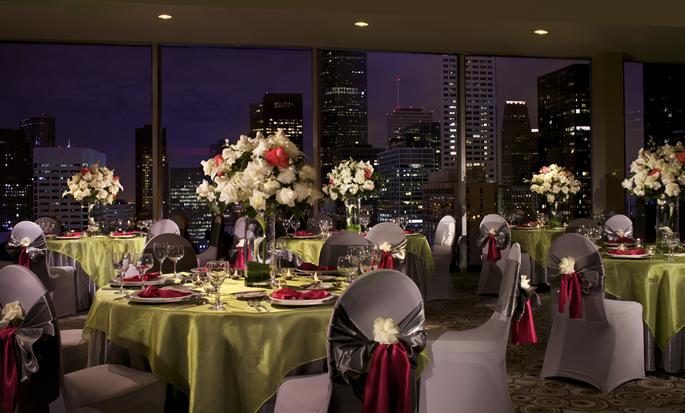 Hôtel Hilton Americas-Houston, Texas, États-Unis - Événements