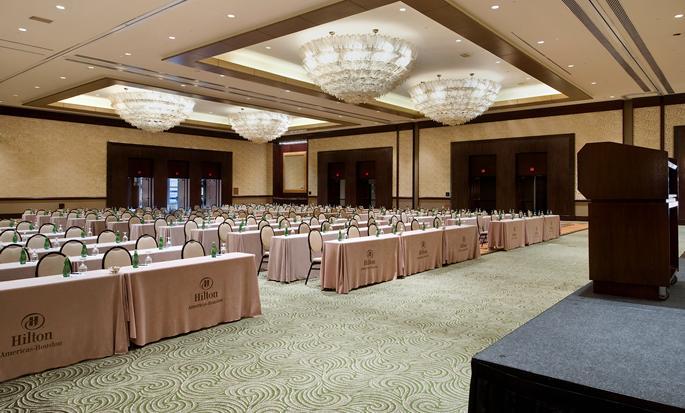 Hilton Americas - Houston, Texas - Salón Americas