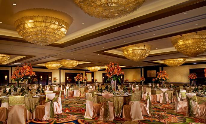 Hôtel Hilton Americas-Houston, Texas, États-Unis - Salle de réception Americas