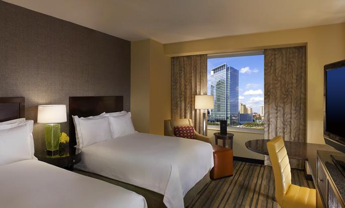 Hilton Americas-Houston, Texas, USA - Double Room