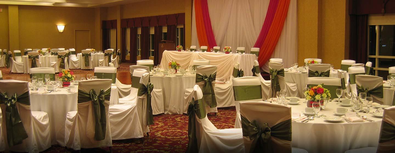 Hôtel Doubletree Fallsview Resort and Spa Niagara Falls, Canada - Célébration de mariage