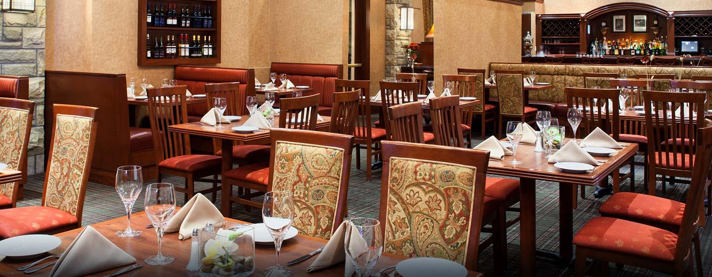 Hôtel Doubletree Fallsview Resort and Spa Niagara Falls, Canada - Restaurant Buchanans