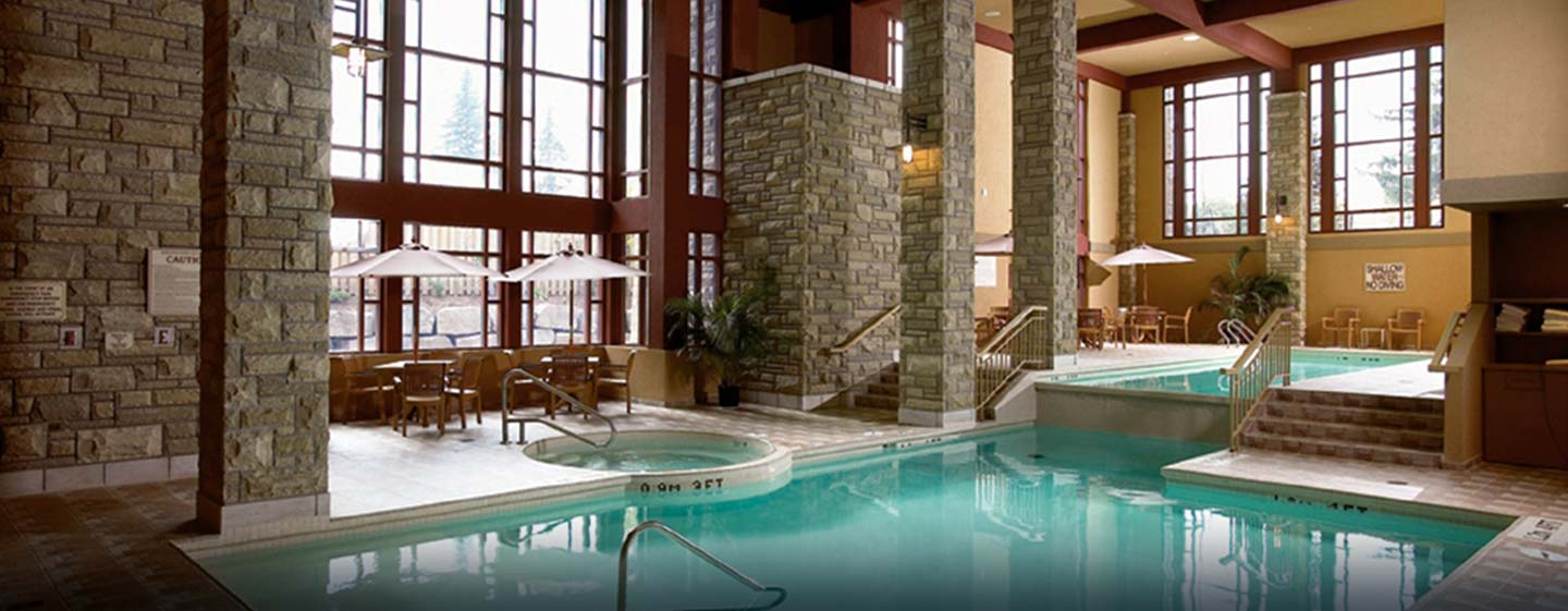 Hôtel Doubletree Fallsview Resort and Spa Niagara Falls, Canada - Piscine intérieure