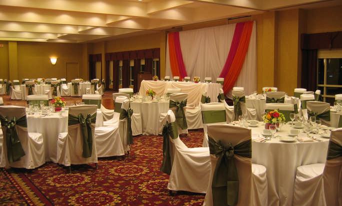 Hôtel DoubleTree Fallsview Resort & Spa by Hilton - Niagara Falls, Canada - Salle de réception