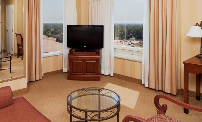 Hôtel DoubleTree Fallsview Resort & Spa by Hilton - Niagara Falls, Canada - Suite
