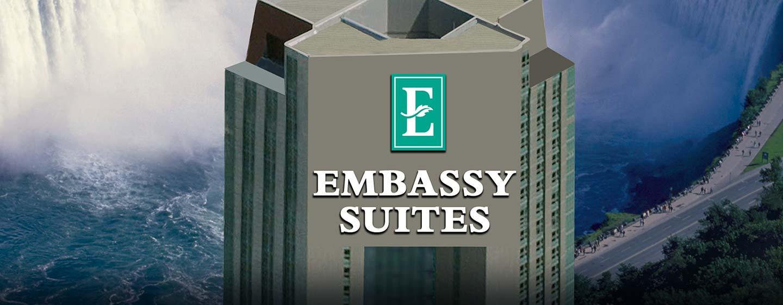 Hôtel Embassy Suites by Hilton Niagara Falls-Fallsview, ON, Canada - Extérieur de l'hôtel