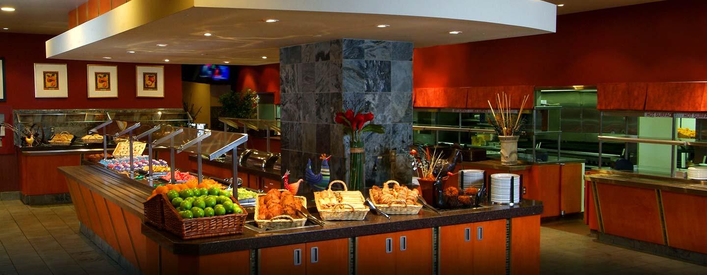 Hôtel Embassy Suites by Hilton Niagara Falls - Fallswiew, Canada - Espace petit déjeuner