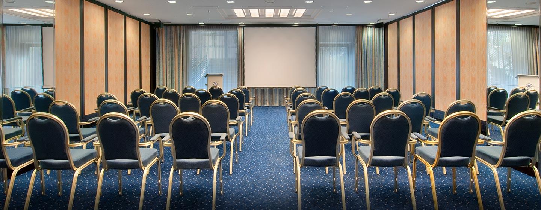 Dank moderner Tagungstechnik können Sie sich auf Ihre Präsentation konzentrieren