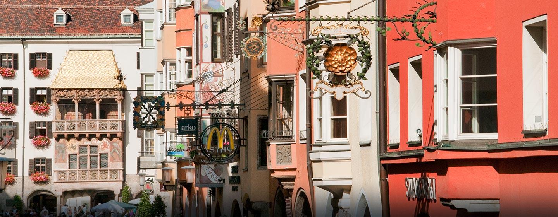 Das Hotel im Stadtzentrum ist der ideale Ausgangspunkt die Sehenswürdigkeiten der Stadt zu besichtigen