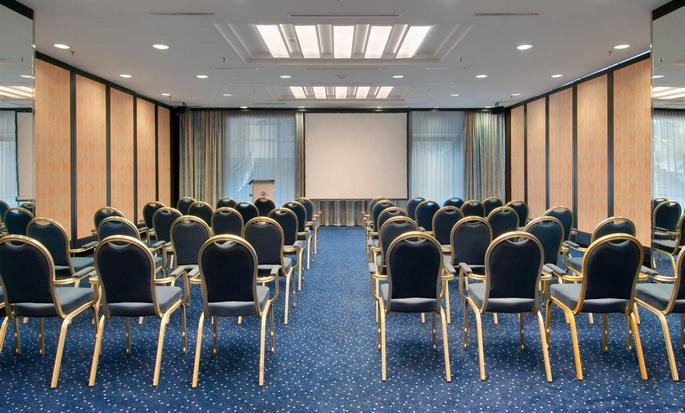 Hotel Hilton Innsbruck, Austria - Sala meeting