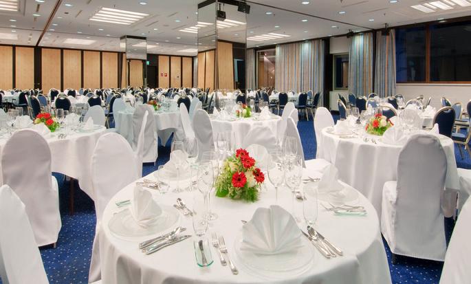 Hotel Hilton Innsbruck, Austria - Salone per eventi