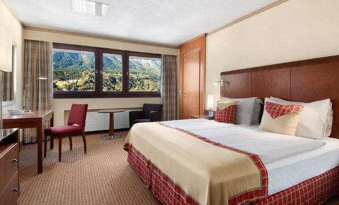 Hotel Hilton Innsbruck, Austria - Camera