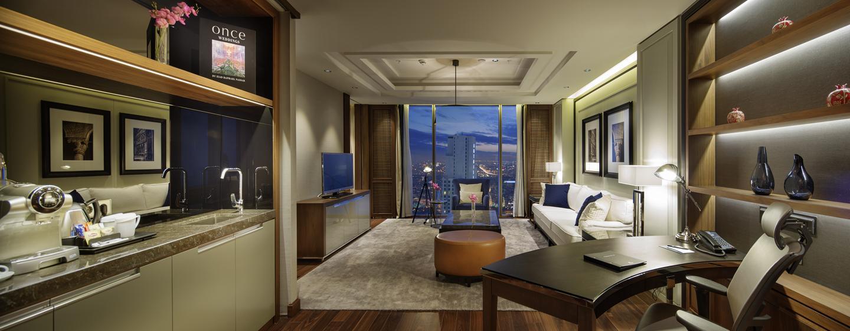 Bomonti Suite – Wohnbereich