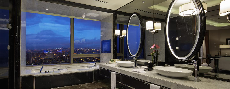 Ambassador Suite – Badezimmer