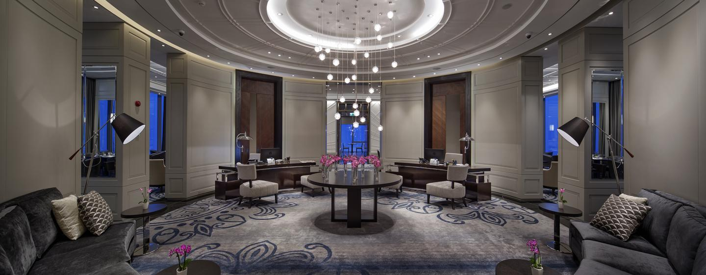 Hilton Istanbul Bomonti Hotel & Conference Center, Turchia - Executive Lounge