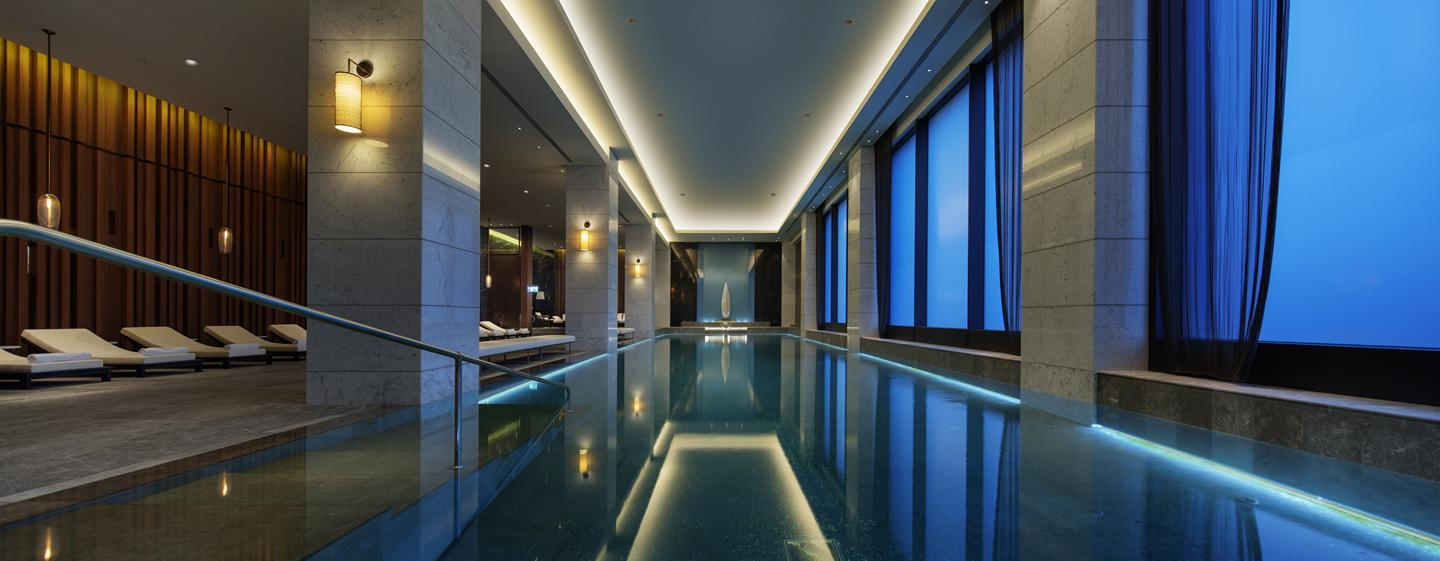 Hilton Istanbul Bomonti Hotel & Conference Center, Turchia - Piscina interna