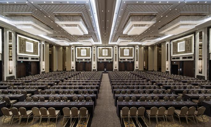 Hilton Istanbul Bomonti Hotel & Conference Center, Turchia - Salone per eventi