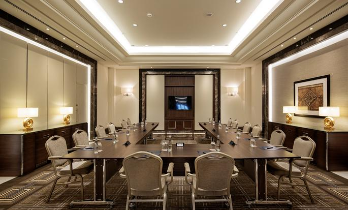 Hilton Istanbul Bomonti Hotel & Conference Center, Turchia - Sala meeting