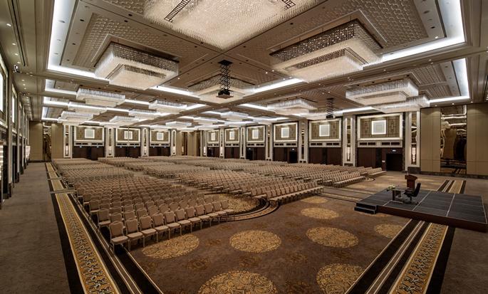 Hilton Istanbul Bomonti Hotel & Conference Center, Turkije - Balzaal
