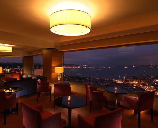 Conrad Istanbul Hotel, Türkei – Summit Bar