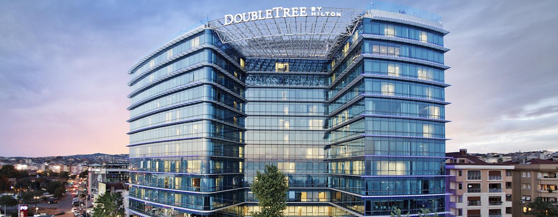 Doubletree by Hilton Istanbul – Moda – Außenansicht des Doubletree
