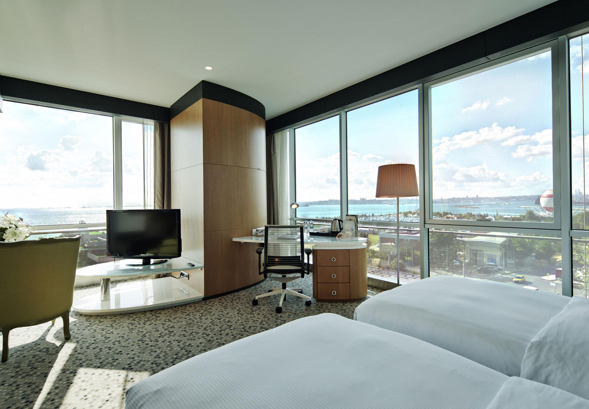 doubletree by hilton hotel istanbul moda ? kadikoy hotel - Modernes Schlafzimmer Interieur Reise
