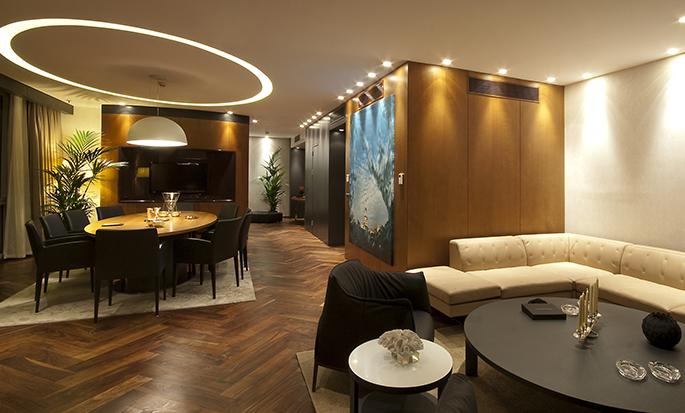 DoubleTree by Hilton Hotel Istanbul - Moda, Turkey -  Presidential Suite