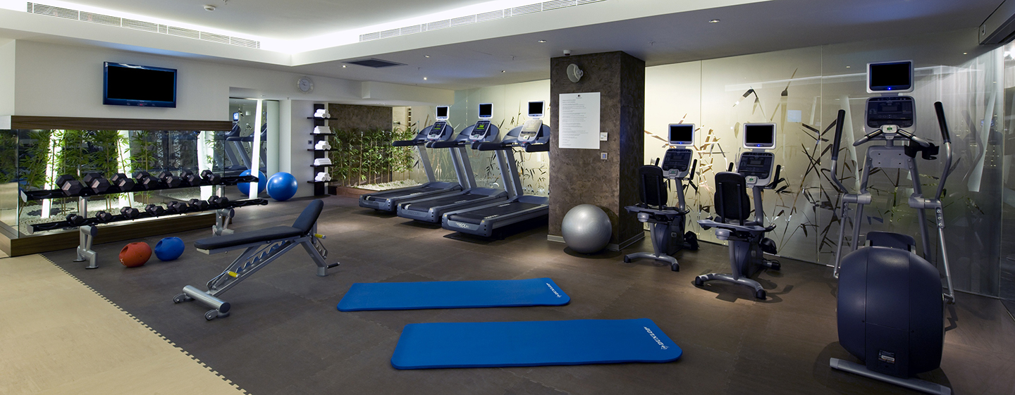 DoubleTree by Hilton Istanbul – Old Town, Türkei – Fitness Center Azra Spa & Wellness Center