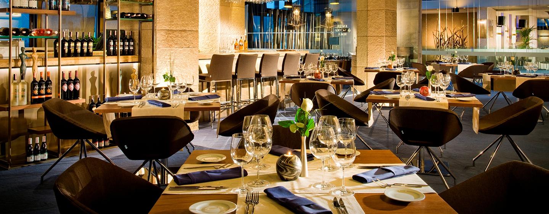 DoubleTree by Hilton Hotel Istanbul – Old Town, Türkei – Bar Terrace