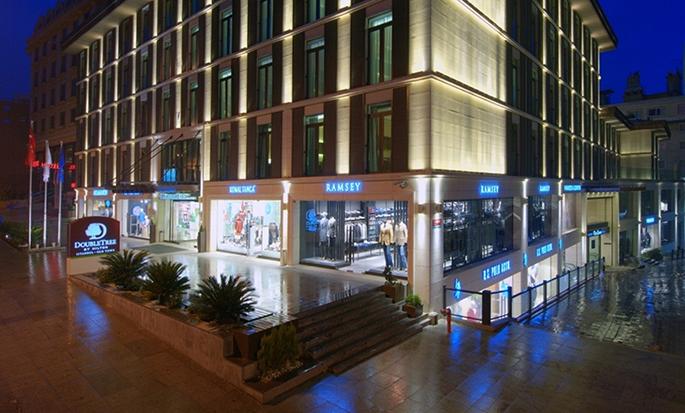DoubleTree by Hilton Hotel Istanbul - Cidade Velha, Turquia - Exterior do hotel