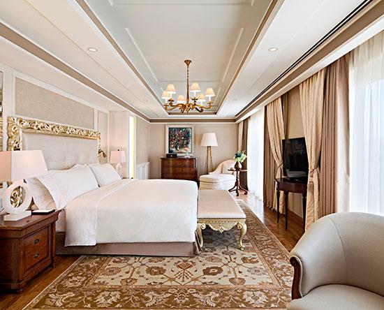 Hôtel Waldorf Astoria Jerusalem, Israël - Suite Noble