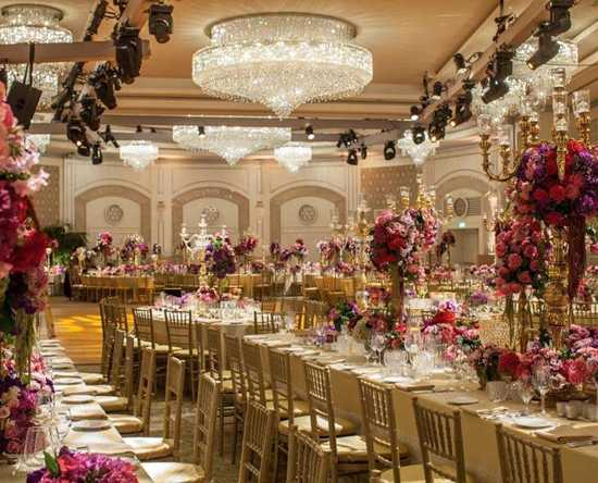 Hôtel Waldorf Astoria Jerusalem, Israël - Un lieu de mariage somptueux