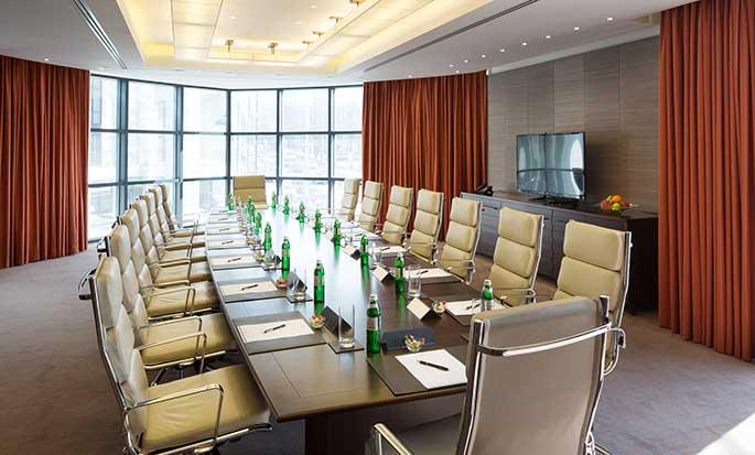 Hotel Hilton Kyiv, Ukraina – Sala konferencyjna