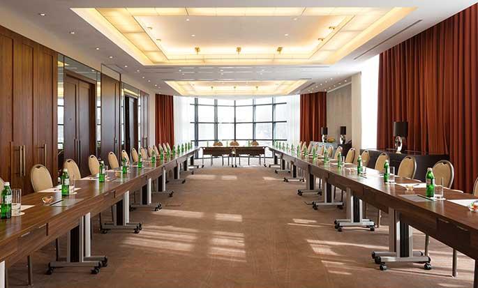 Hotel Hilton Kyiv, Ukraina – Sala konferencyjna Istanbul