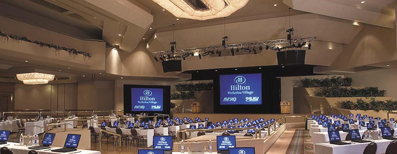 Veranstalten Sie Meetings und Tagungen im großen Ballsaal des Hotels