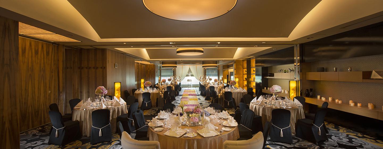 Gern organisiert das Event-Team Ihr privates oder geschäfliches Fest in den Räumlichkeiten des Hotels