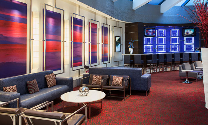 Hotel DoubleTree Suites by Hilton New York City - Times Square - Nueva York, NY -  Lobby