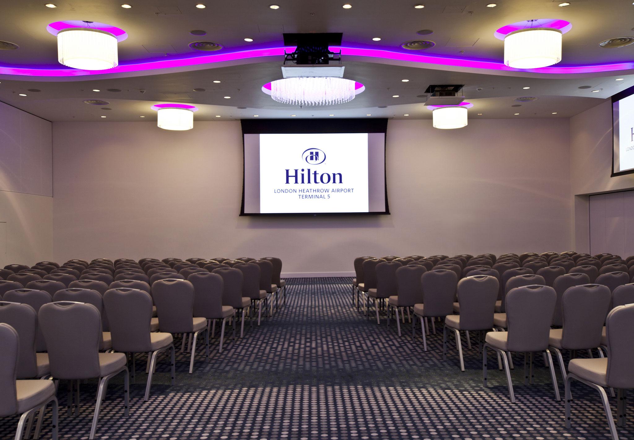 Hilton London Heathrow Airport Terminal 5 - Flughafenhotel