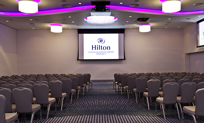 Hilton London Heathrow Airport Terminal 5 - Meetings