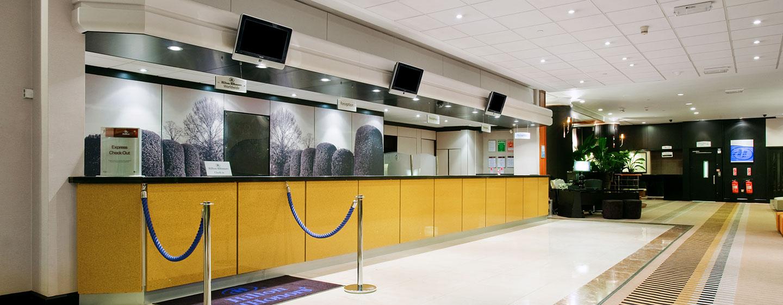 Hotel Hilton London Kensington, Regno Unito - Lobby