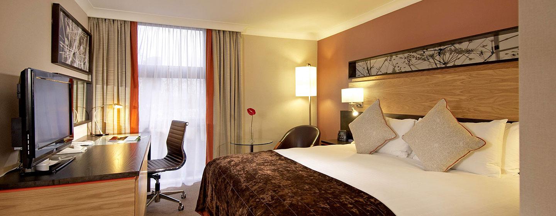 Hotel Hilton London Kensington, Regno Unito - Camera Deluxe doppia