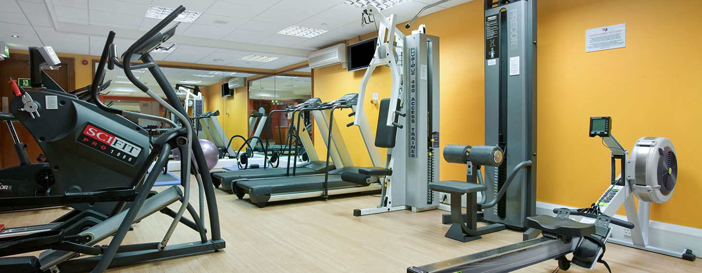 Hotel Hilton London Kensington, Regno Unito - Fitness Center