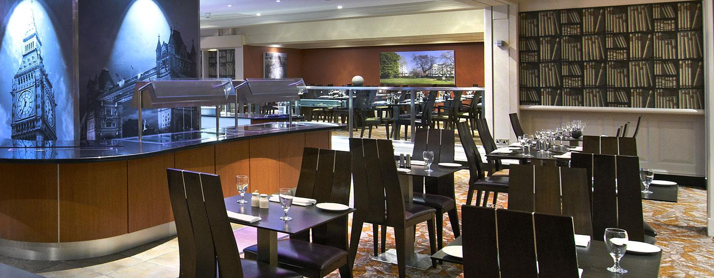 Hotel Hilton London Kensington, Regno Unito - Buffet al WestEleven