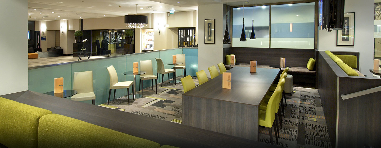 Hotel Hilton London Kensington, Regno Unito - Lounge AmPm