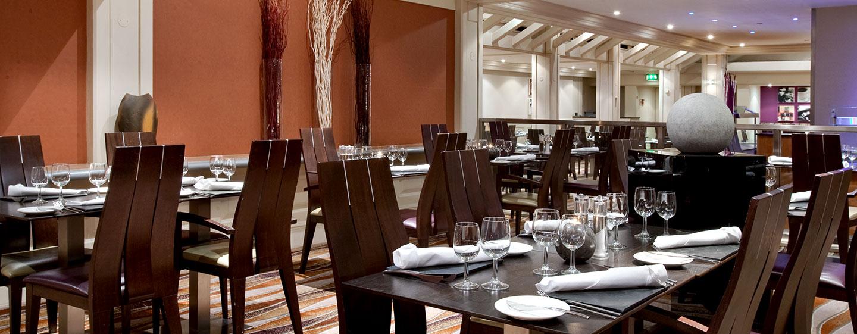 Hotel Hilton London Kensington, Regno Unito - Westeleven Restaurant