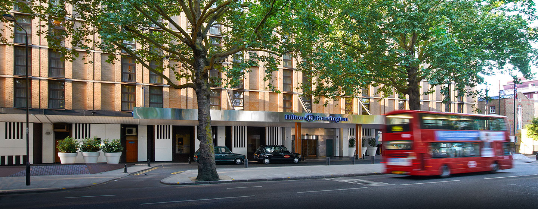 Hotell Hilton London Kensington, Storbritannia – Utvendig