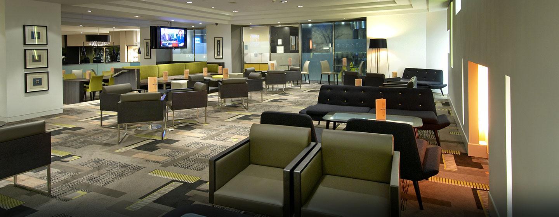 Hotell Hilton London Kensington, Storbritannia – AMPM Bar